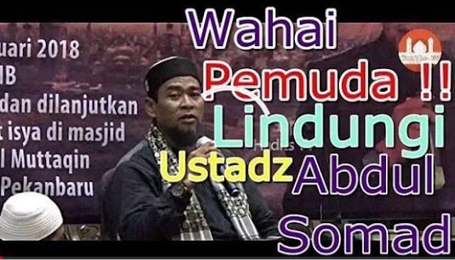 Bela Ustadz Zulkifli M.Ali, Ustadz Abdul Somad Posting Ustadz Zulkifli M.Ali Yang Sebelumnya Sudah Membela Dirinya