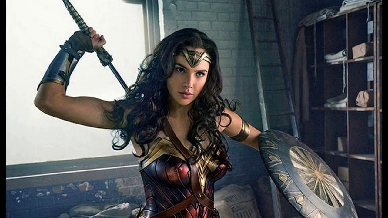 Nude Photos Of Wonder Woman Star Actress Gal Gadot  Leaked