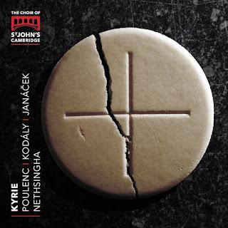 Kyrie - Choir of St John's College, Cambridge, Andrew Nethsingha - Signum