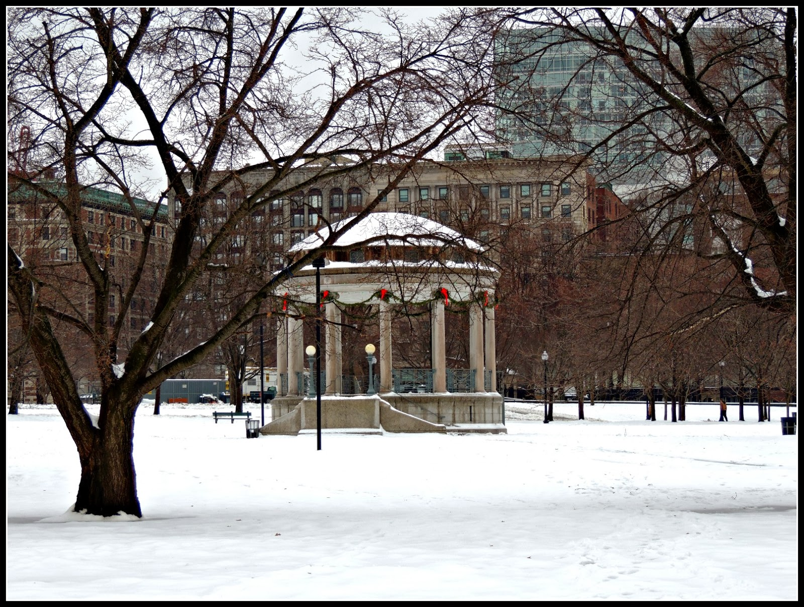 Invierno 2013-2014 Boston Common