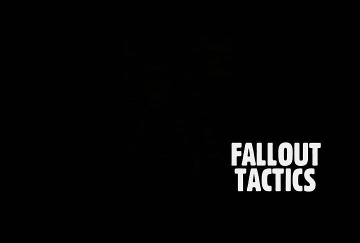 Super Adventures in Gaming: Fallout Tactics: Brotherhood of