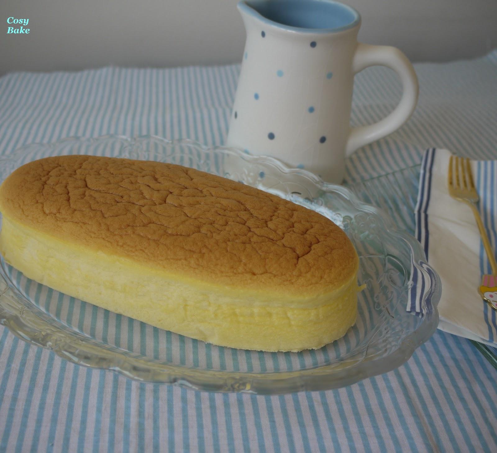 Japanese Cream Cheese Cake Without Cream Of Tartar