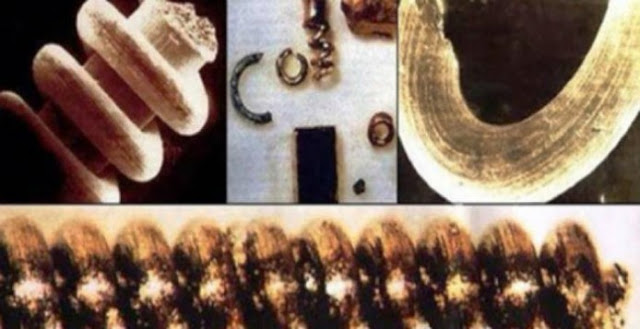 """Πανάρχαια Ευρήματα Νανοτεχνολογίας Έχουν """"Τρελάνει"""" Τους Αρχαιολόγους"""