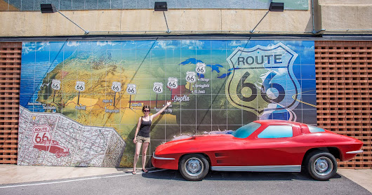Highlights of Route 66 Missouri - In Photos