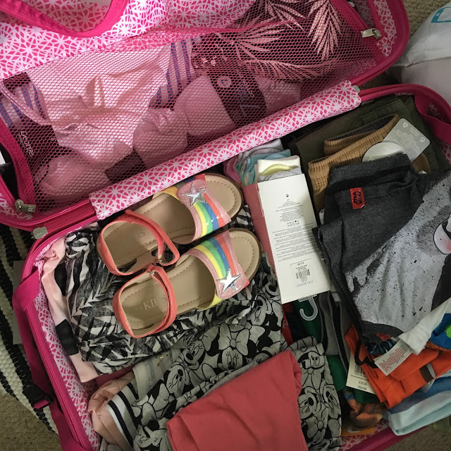 Packing For Holidays