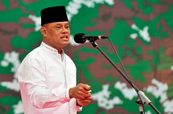 Sebelum Dilarang ke Amerika, Pidato Panglima TNI Ini Bikin Koruptor Ketakutan