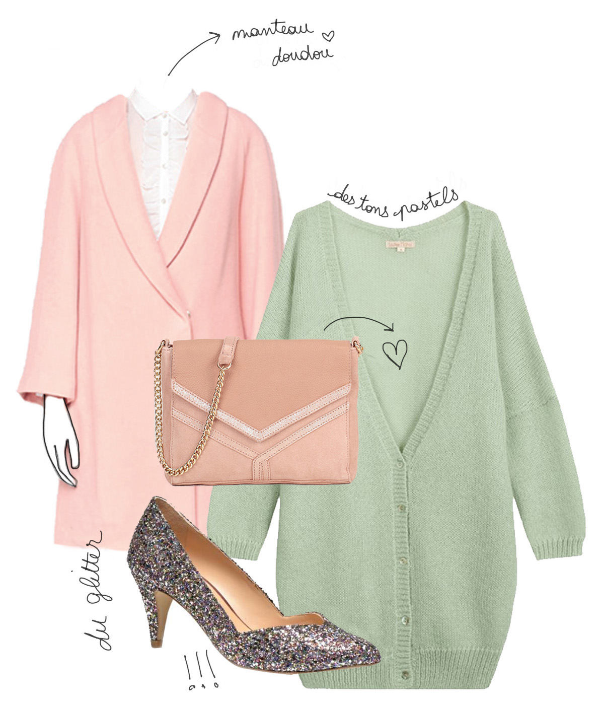 Shopping pastel automne 2016