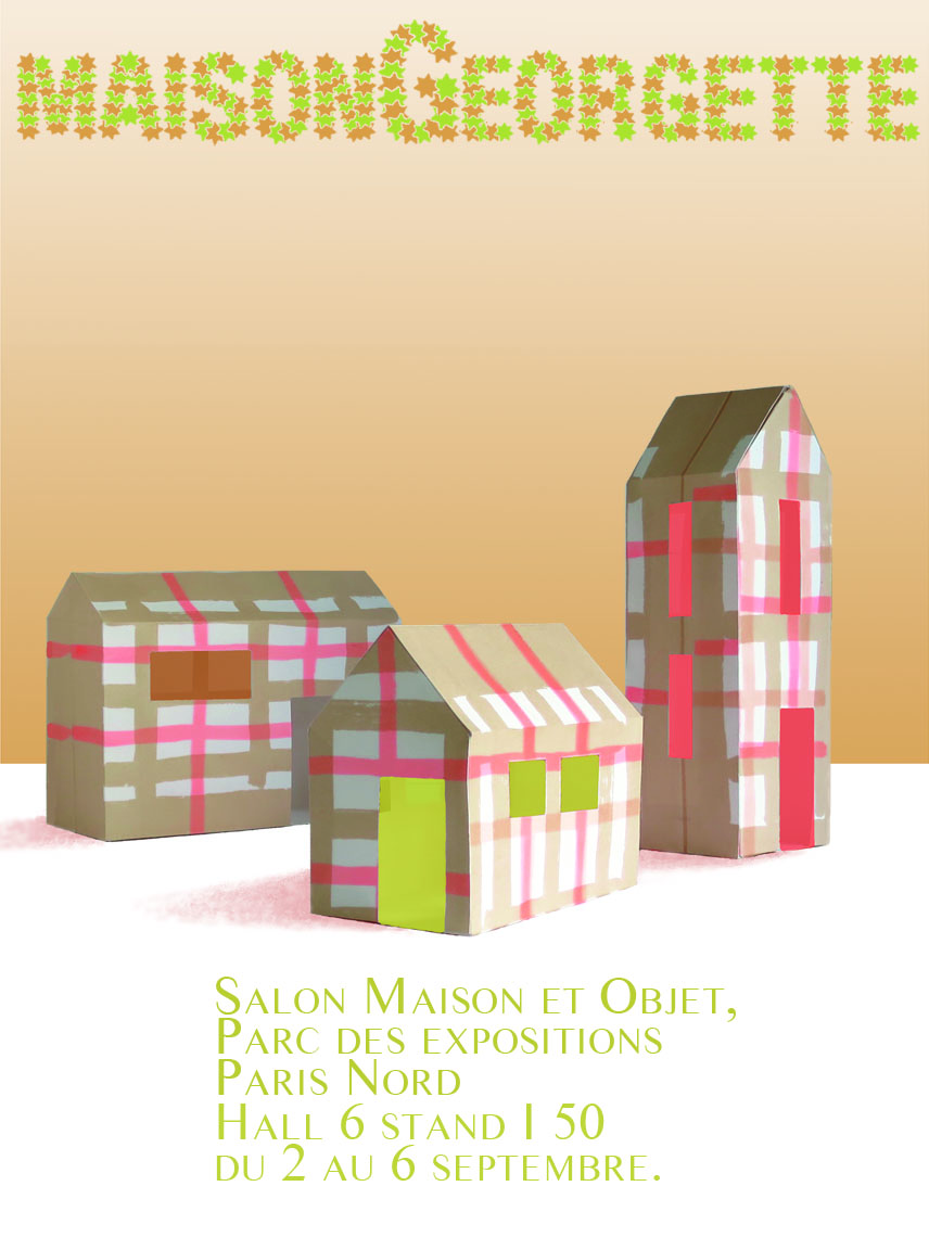 Le blog de maisongeorgette maison et objet septembre for Salon maison et objet exposant