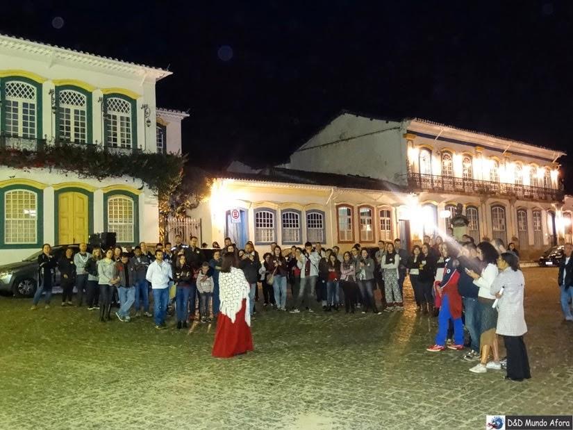 Lendas São Joanenses, em São João del Rei