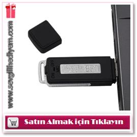 USB Görünümlü Kamera ve Ses Kaydediciler