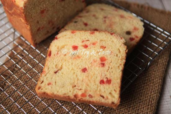 Resep Roti Tawar Tangzhong dengan Sukanat