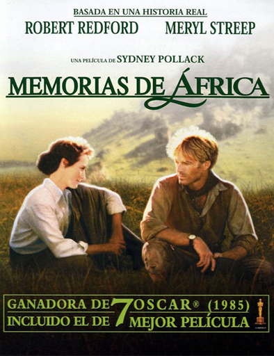 Ver África mía (Out of Africa) (1985) Online