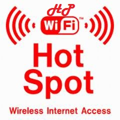 How to share my PC internet with other device with wireless hotspot