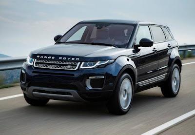 Range Rover Evoque HD Pics