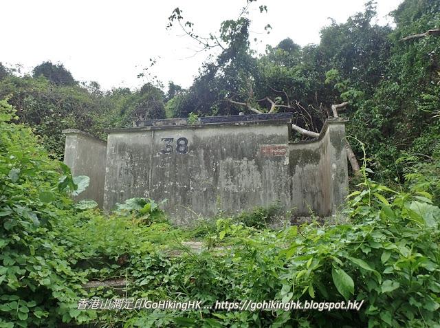 香港山澗足印 GoHikingHK: 鯉魚門南岸,白沙灣炮臺