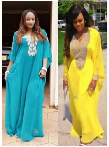 Pictures of bubu dresses