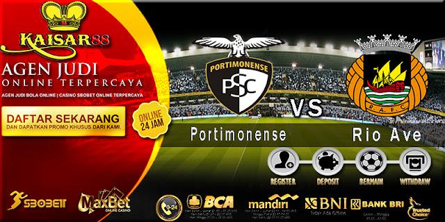 Prediksi Bola Jitu Portimonense vs Rio Ave 30 Januari 2018