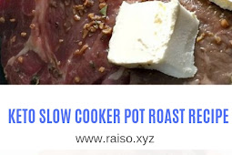 KETO SLOW COOKER POT ROAST RECIPE