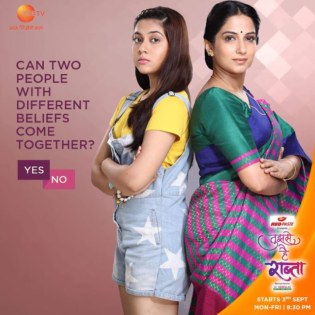 'Tujhse Hai Raabta' Serial on Zee Tv Plot Wiki,Cast,Promo,Title Song,Timing