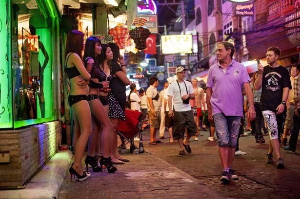 pattaya kota bisnis prostitusi dan seksual terbesar di dunia