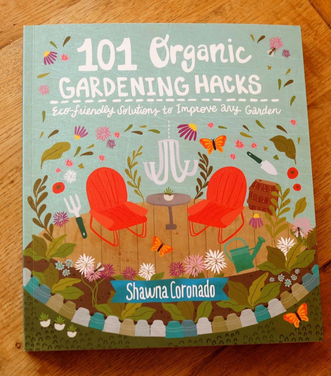 101 Organic Gardening Hacks - Book Review