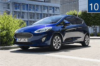 Ford Fiesta Style 1.5 TDCi 3dr