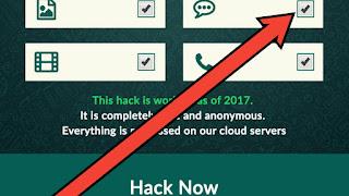 تطبيق عمل مقلب التجسس علي واتساب في أصدقائك | ستجنن به أصدقائك!!