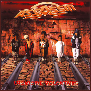 Assassin - L'Homicide Volontaire (1995) Flac+ 320kbps