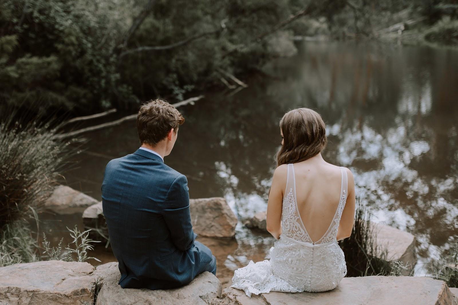 LOVE: STEPHANIE + JAMES | HIGH SCHOOL SWEETHEARTS WEDDING MELBOURNE VIC