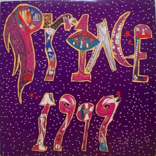 Prince 1999 Record Album