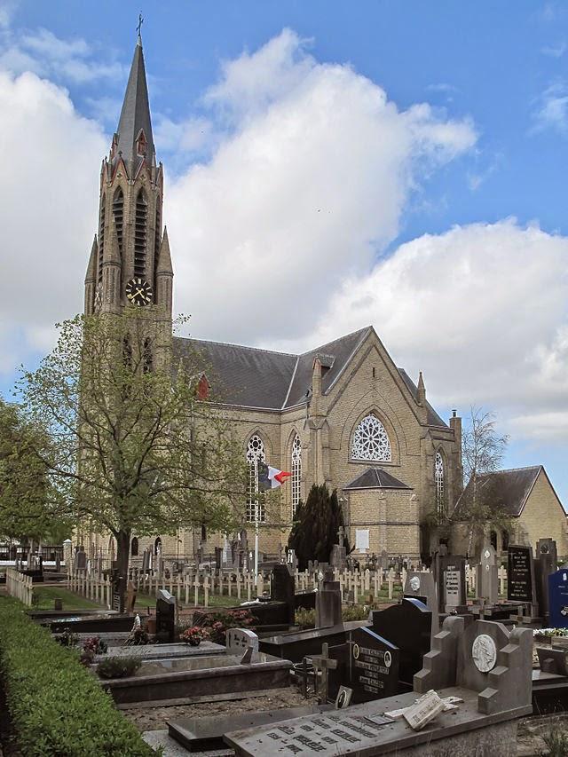 10 Best Places to Holiday in Belgium (100+ Photos) | Koksijde, church de Sint Pieterskerk