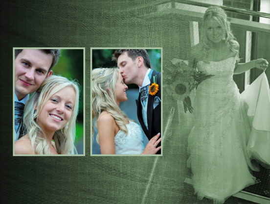 Wedding Photo Album Templates In Photoshop
