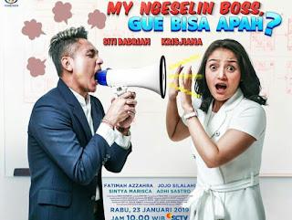 Nama dan biodata pemain ftv My Ngeselin Boss, Gue Bisa Apah