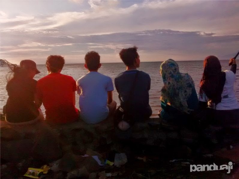 Temen sharecost backpacker ke bawean