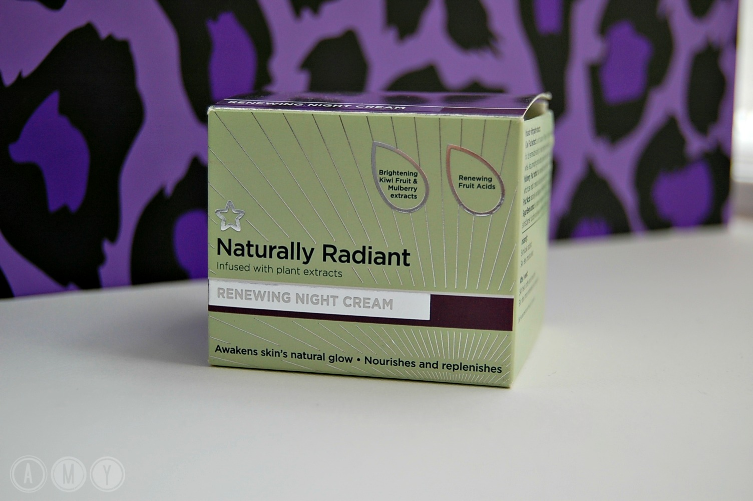Superdrug Naturally Radiant Renewing Night Cream Review