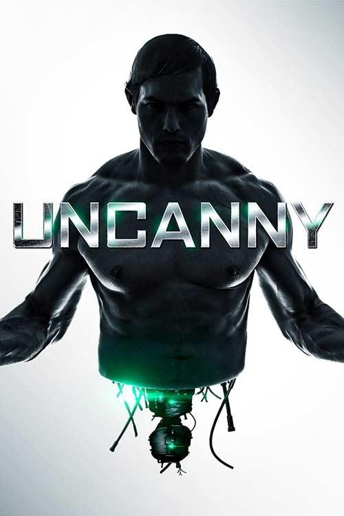 Uncanny [2015] [DVD9] [PAL] [Español]