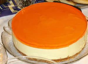 Receita de Torta Gelada de Gala