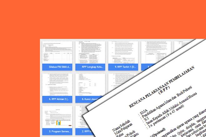 File Pendidikan Perangkat Pembelajaran K13 SMP kelas 9 Revisi 2017