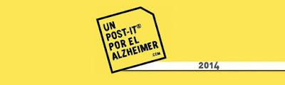 Post-it por el alzheimer