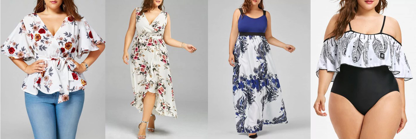 rosegal plus size clothes