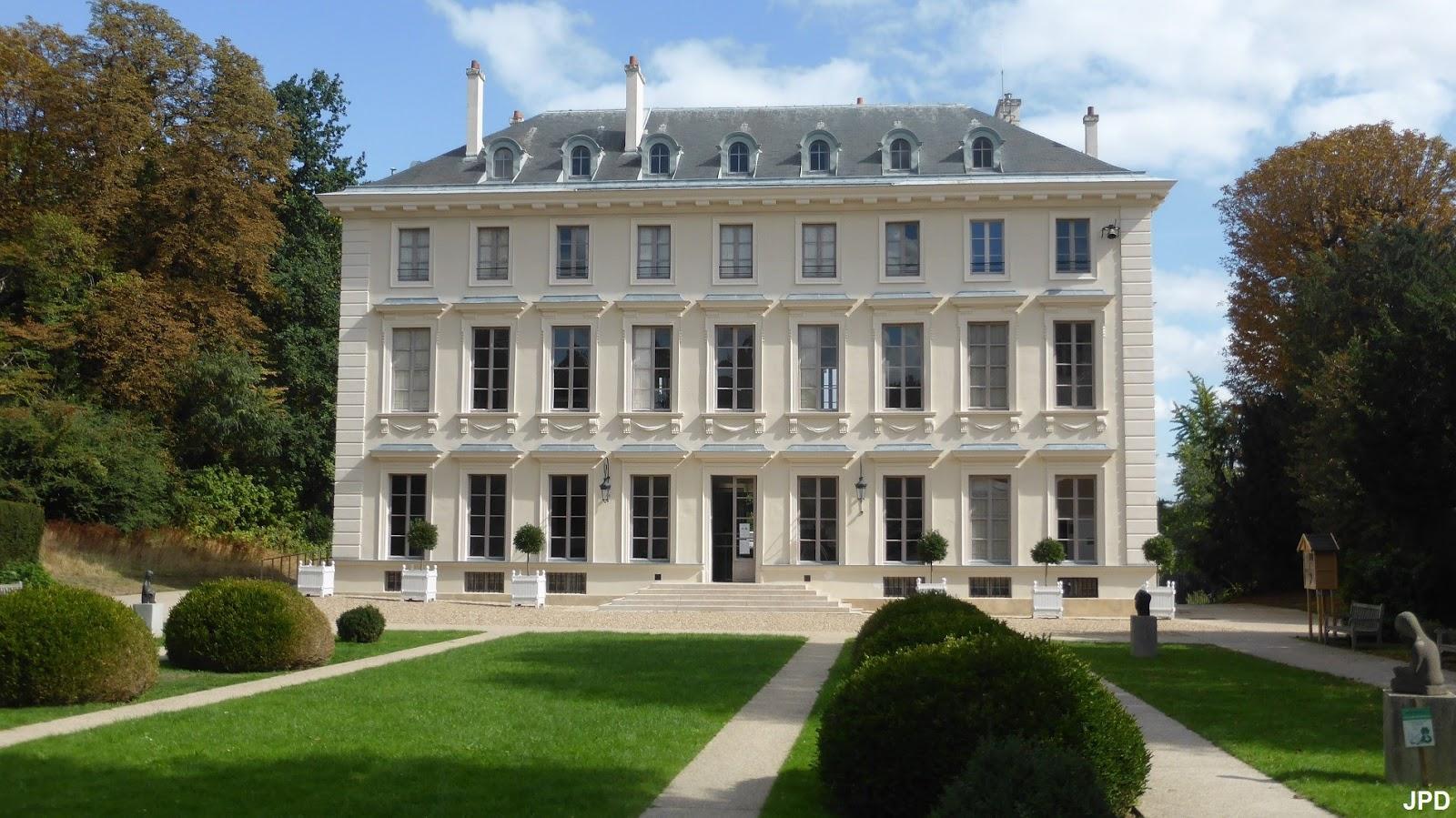 Paris Bise Art Chateau De Thierry Ville D Avray