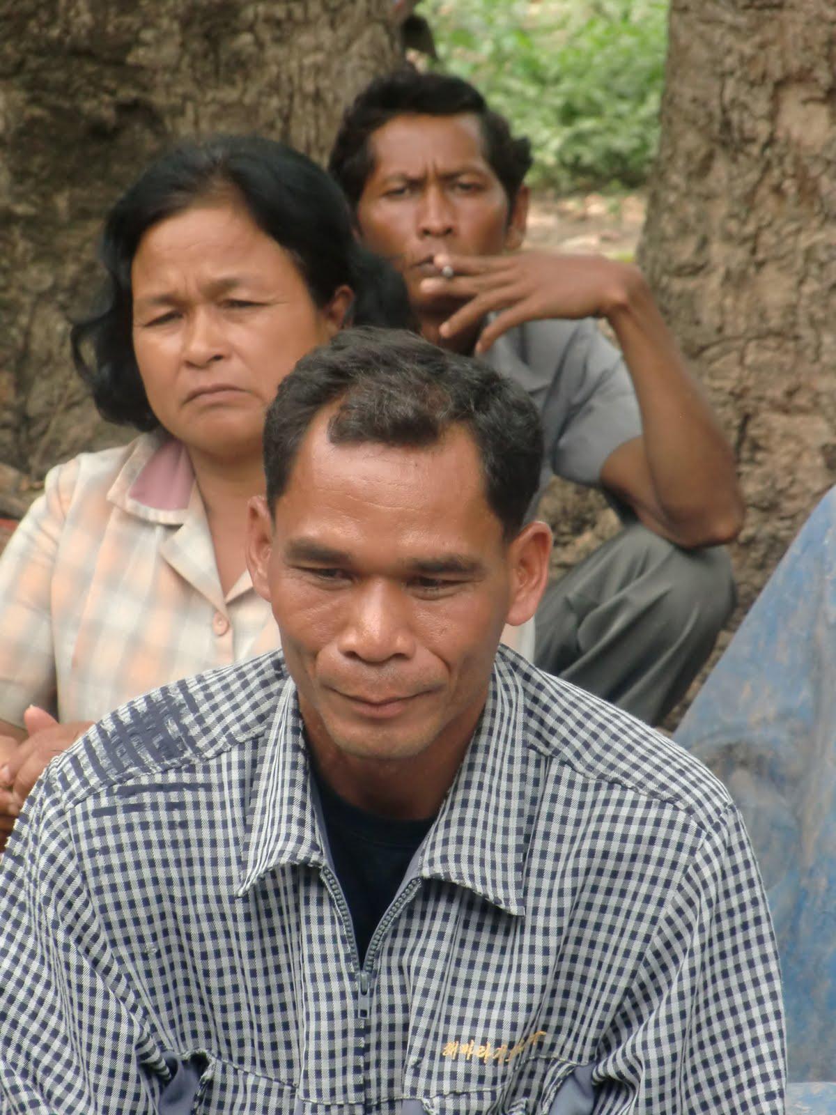 Daglig kamp mot hungern for kambodjas fattigaste