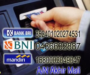 Transfer Uang Via ATM BRI BNI Mandiri Telkomsel CUG Armaila