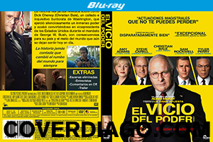 Vice - El Vicio del Poder - BLURAY