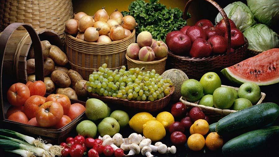 تناول الفاكهة والخضروات يغير لون البشرة ويجعلها أكثر صحة