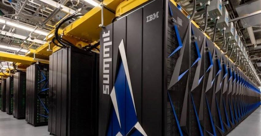 SUMMIT: La supercomputadora de IBM identifica 77 drogas potencialmente efectivas para combatir el coronavirus