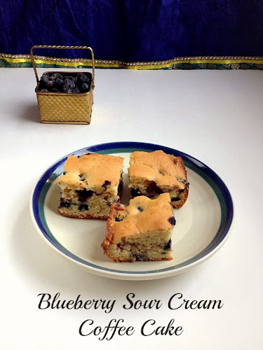 blueberry sour cream coffee cake my culinary trial room 1977