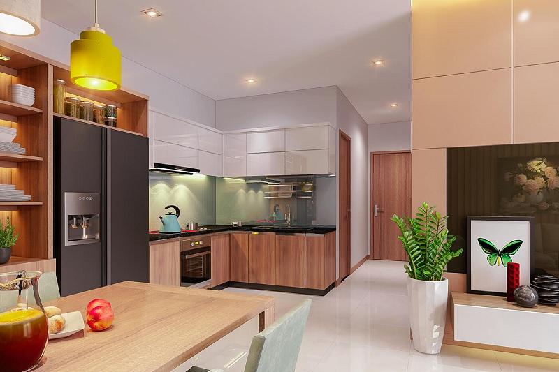 Tư vấn thiết kế nội thất chung cư hiện đại theo xu hướng năm 2018 - H8