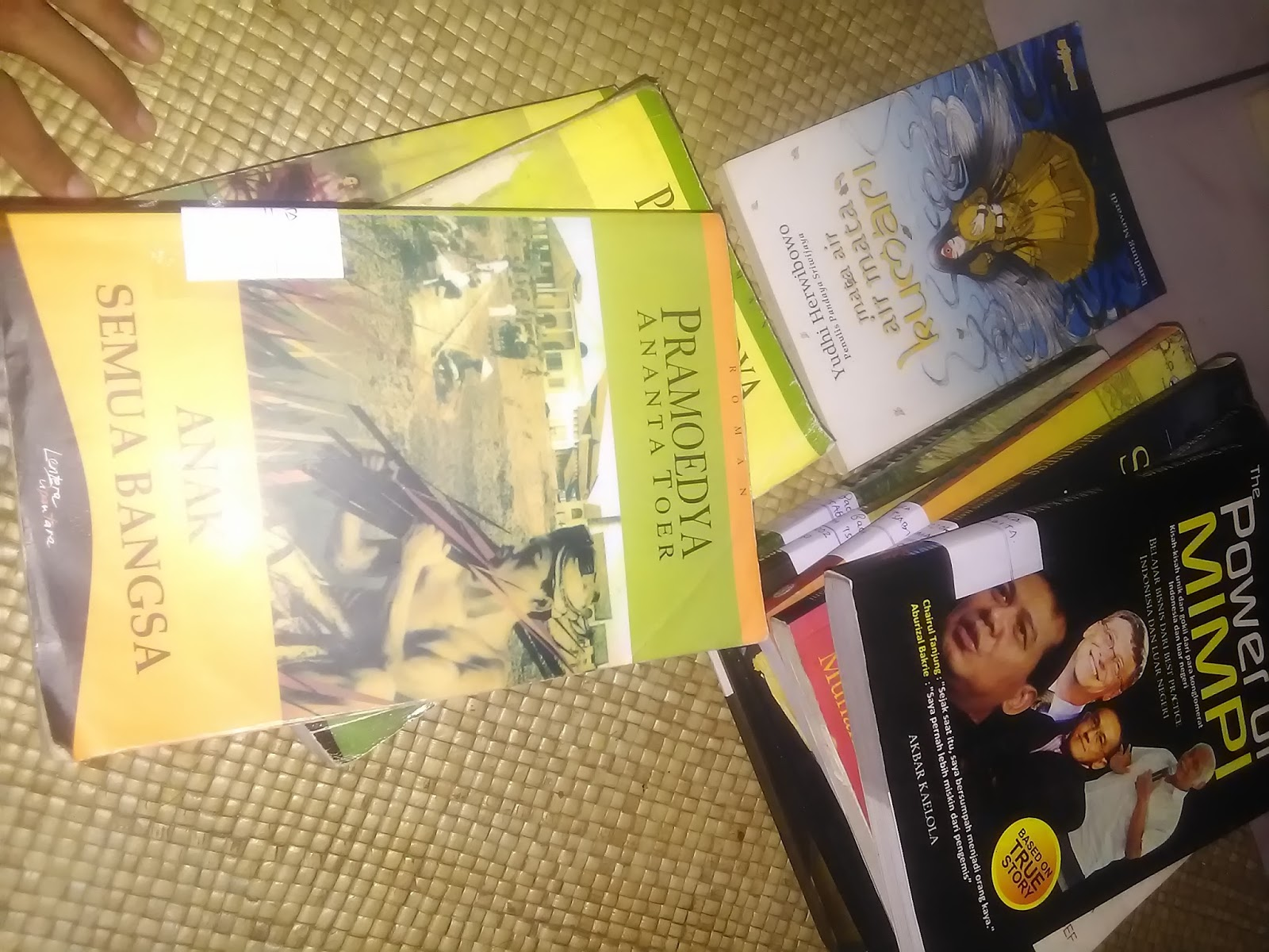cara kirim buku gratis