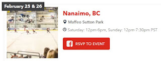 Rogers Hometown Hockey Nanaimo BC